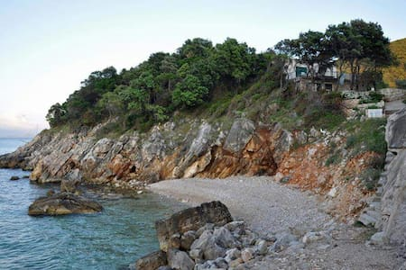Apartment above the beach Mljet! - Kozarica