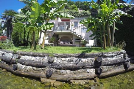 Petit Paradis Lake Lugano - Morcote - Дом