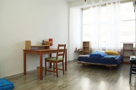Heart of Tel Aviv Private Room - Tel Aviv-Yafo - Wohnung