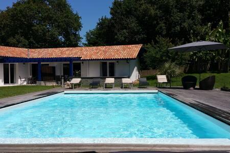 Appartement T2 avec piscine - Bidart