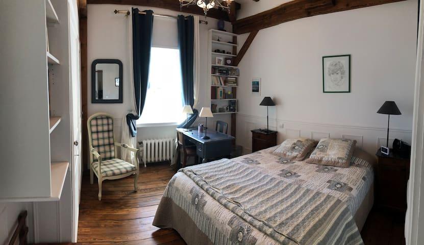 Chambre 5* «La Bleue (Website hidden by Airbnb) pers - Vittel centre