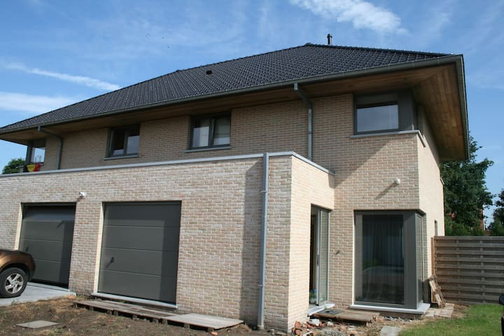 Recently New Comfortable House - Evergem - Casa