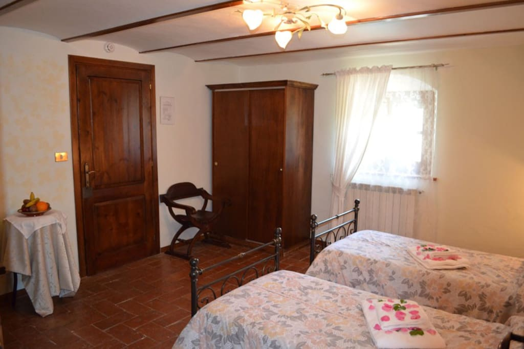 Two bedrooms famili suit