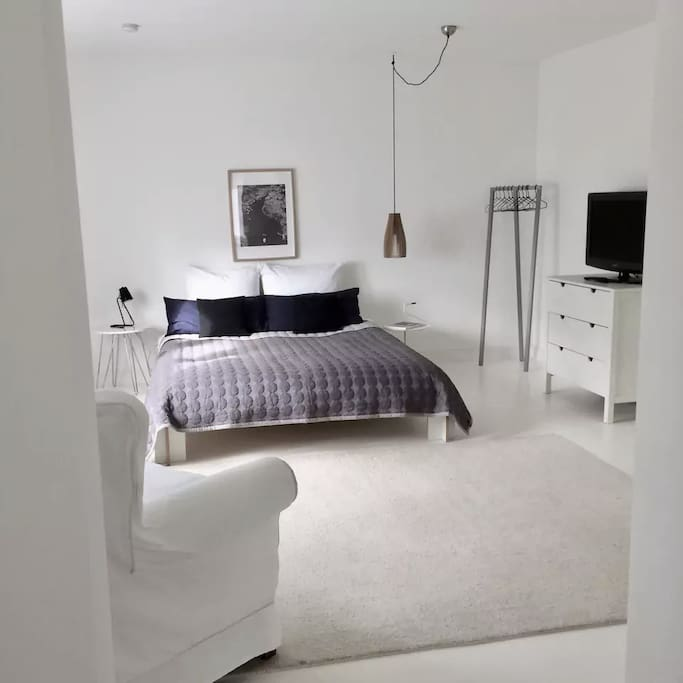 designer wohnung im skandinavischen stil wohnungen zur. Black Bedroom Furniture Sets. Home Design Ideas
