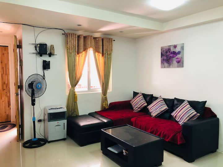 Own an entire cozy 2-storey fully furnished house
