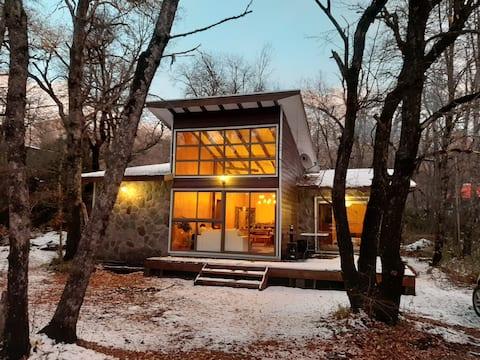 Cullen Lihuen Cabin, Las Trancas