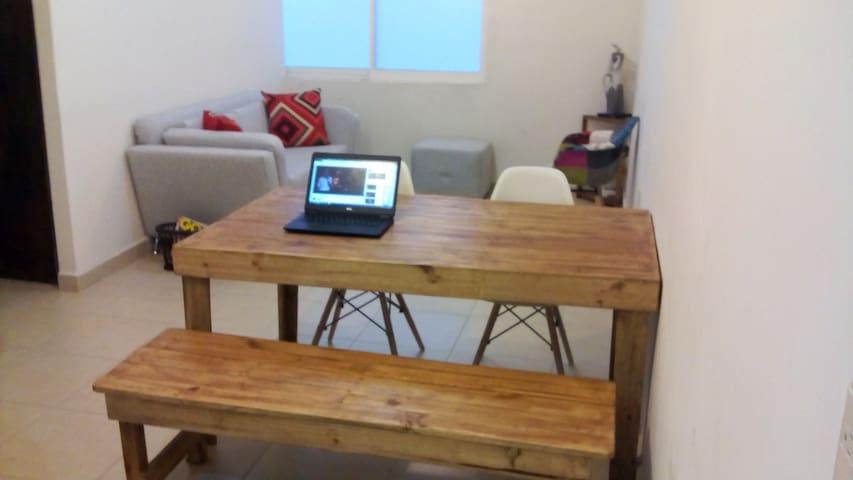 Un espacio donde te sentirás como en casa - Cuautitlán - コンドミニアム