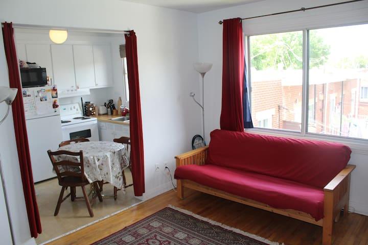 Cozy flat near botanical garden & olympic park :)