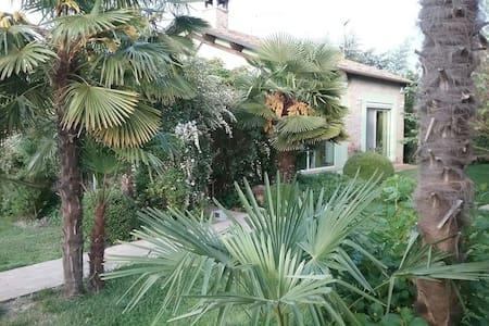relax immersi nella natura - Ravenna  (Savarna) - Blockhütte