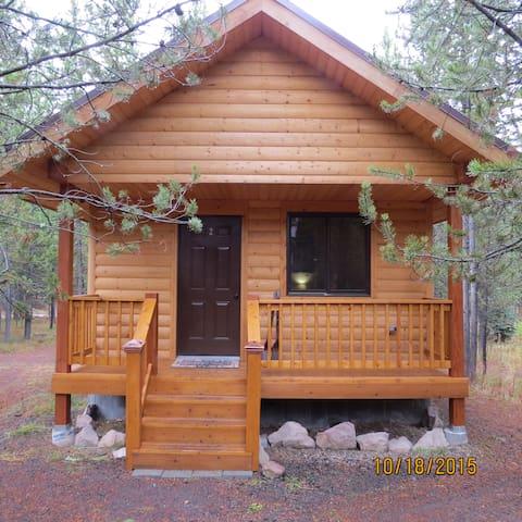 Guest Cabin near Yellowstone Park - Island Park - Chatka