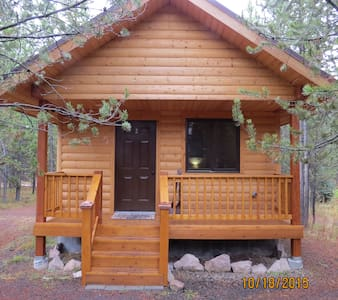 Guest Cabin near Yellowstone Park