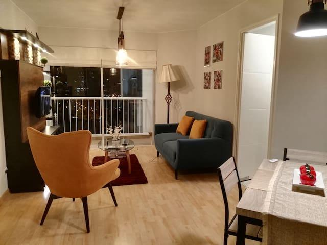 Moderno departamento en Miraflores