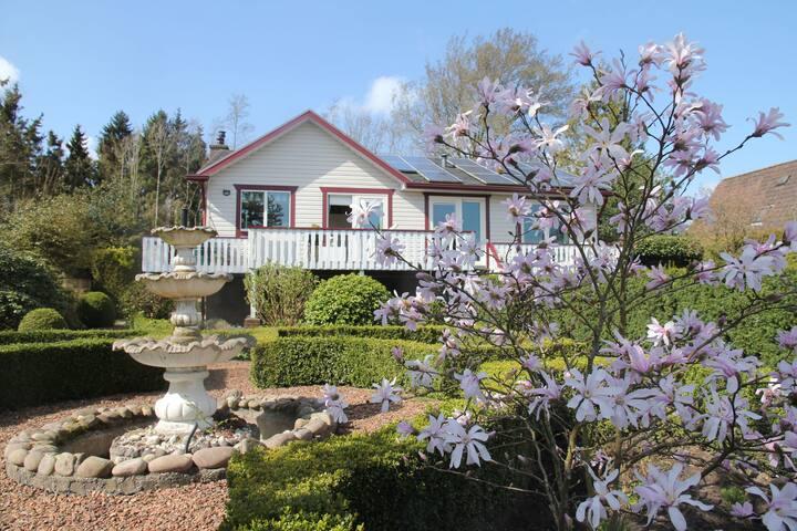 Scenografica casa vacanze a Balk vicino al lago
