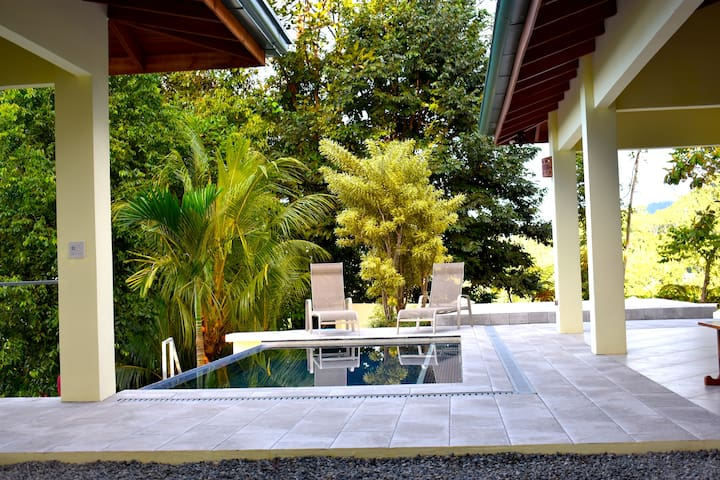 Villa Balcón Ballena-Jungle & Ocean Views-Uvita CR