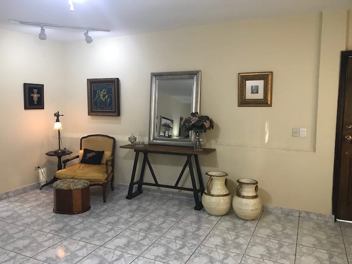 Spacious Equipped Condo by US Embassy Tegucigalpa