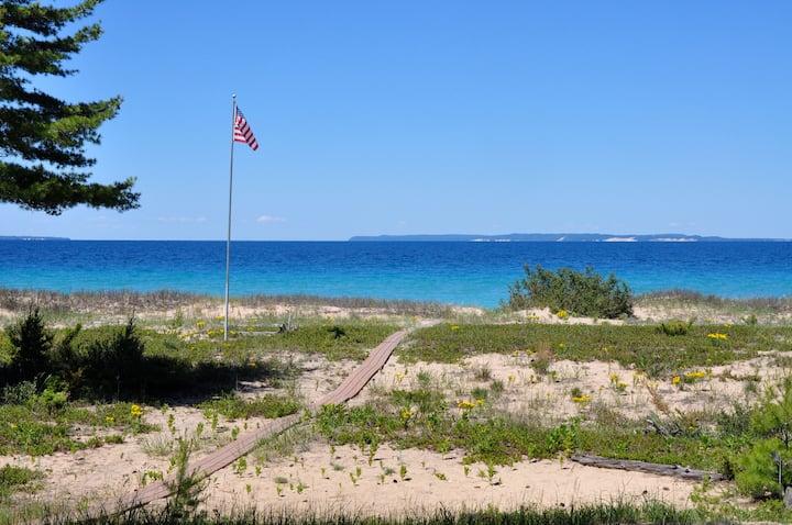 Thistledown on Lake Michigan