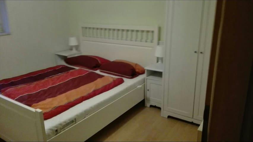 Gemütliche Wohnung im Herzen Burgs - Fehmarn - Departamento