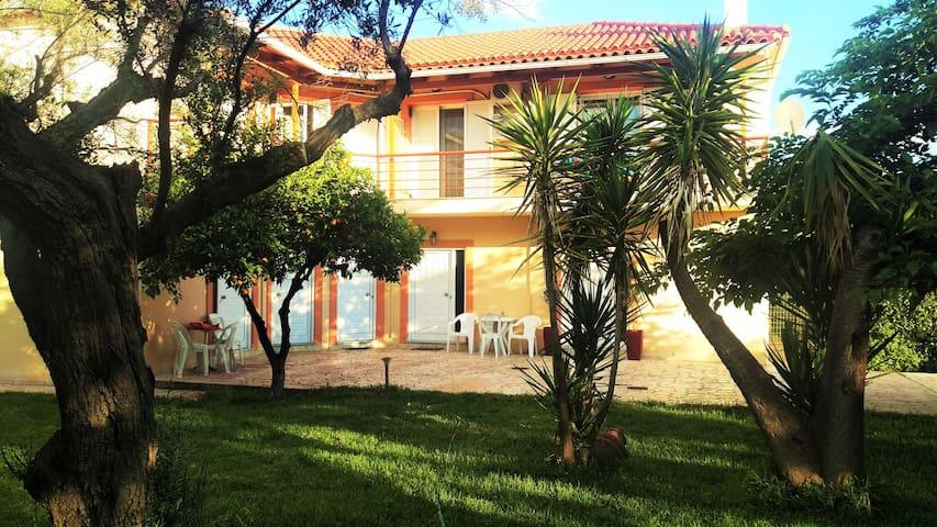 Aris houses - Achaia