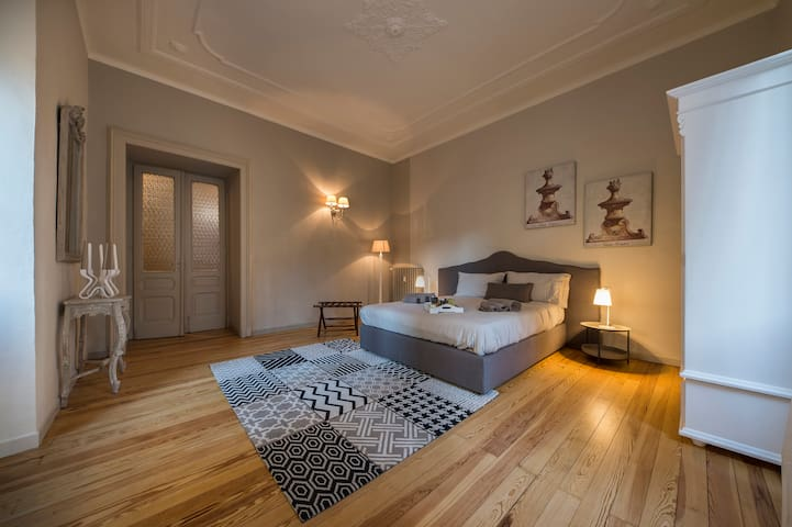 Romantic apartment ideal for couples