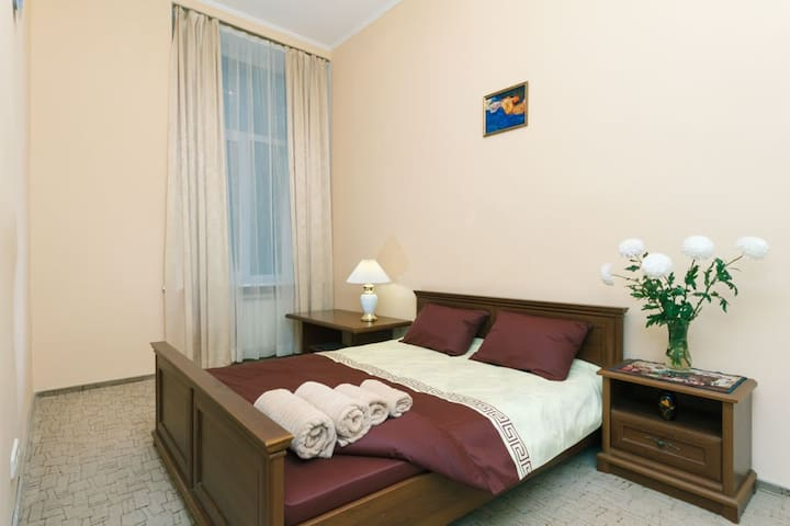 Cute OneBed Right in the Independent Sqr