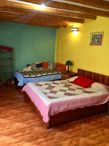 Cozy apartment in Downtown Urcuqui