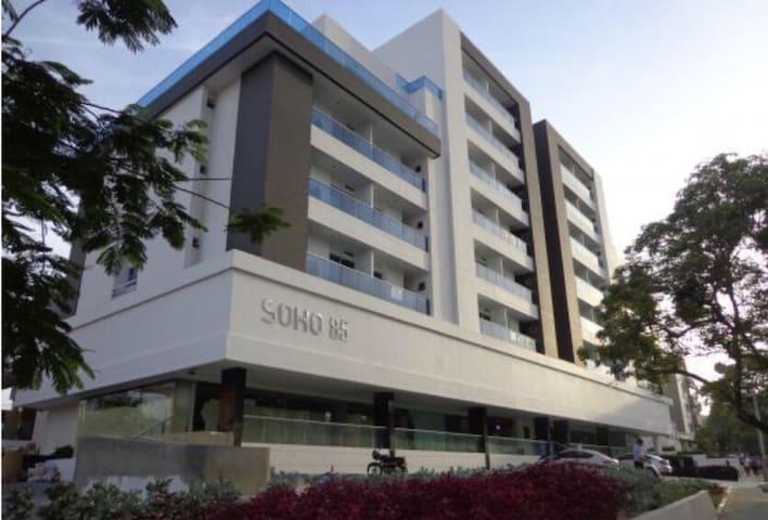 Nice Loft Apt - Barranquilla - Apartment