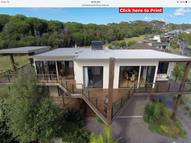 Bournda Beach House 2 homes in 1! - Tura Beach