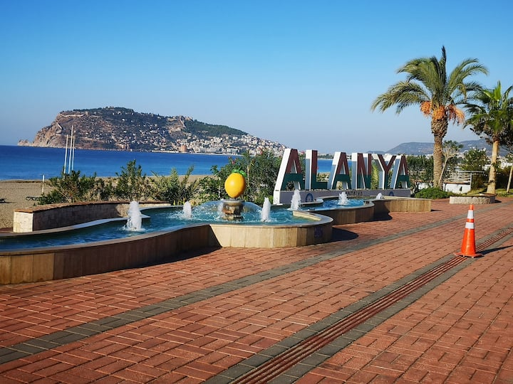 Great Apartment in Olive City, Alanya Oba