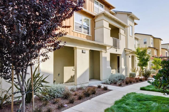 Silicon Valley private 1 bedroom & private bath - Milpitas - Casa