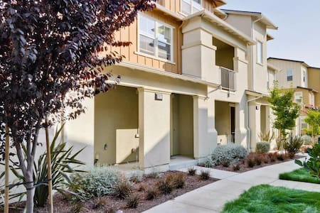Silicon Valley private 1 bedroom & private bath - Milpitas - Hus