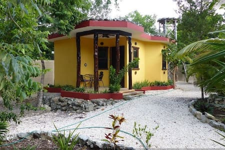 Property With Two Casitas, Near Beach, Village - Chemuyil - Villa - 2
