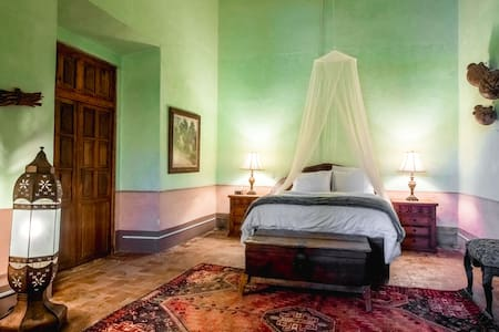Hotel Hacienda de Trancas - Habitación Ollas