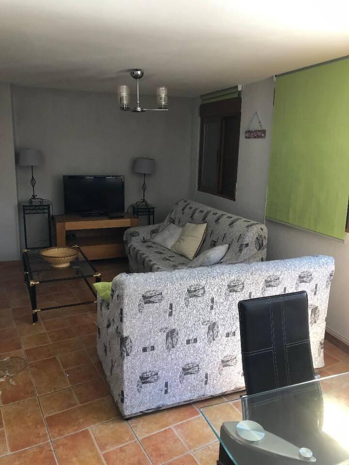 Estupendo piso en el pueblo de Pancorbo (Burgos)