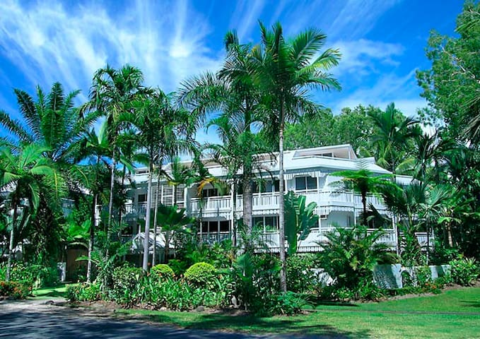Lovely large 1 bed apartmnt - Port Douglas - Apartment
