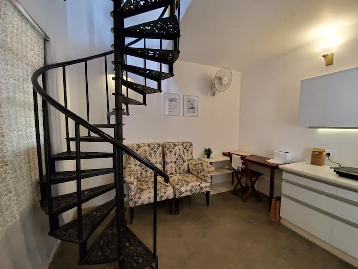 Serviced Studio Apartment (G2) in Family Estate