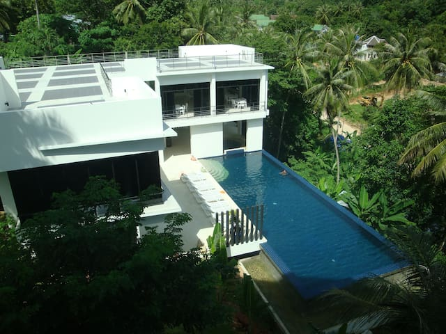 Karon Hill Residans 5min from beach - Karon - Apartment