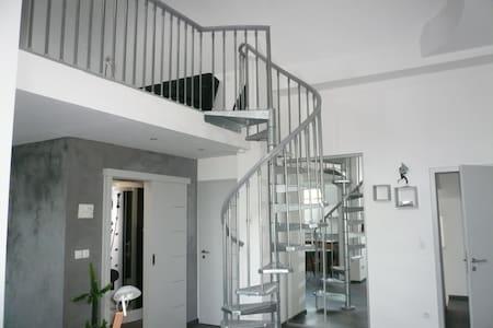 Magnifique duplex  moderne avec chambre mézzanine