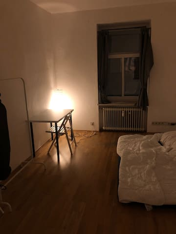 Munich city center room