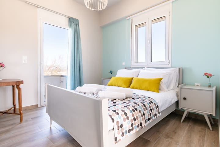 Kyma seaside Apartment 2, Episkopi beach Rethymno
