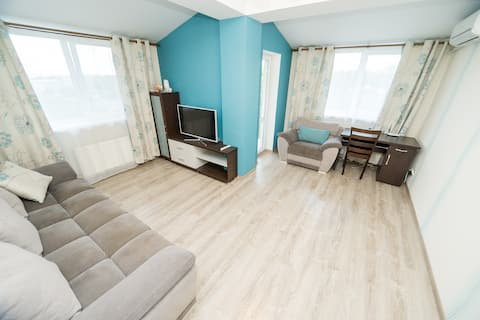 Very COZY suite in the BEST area of the Chisinau