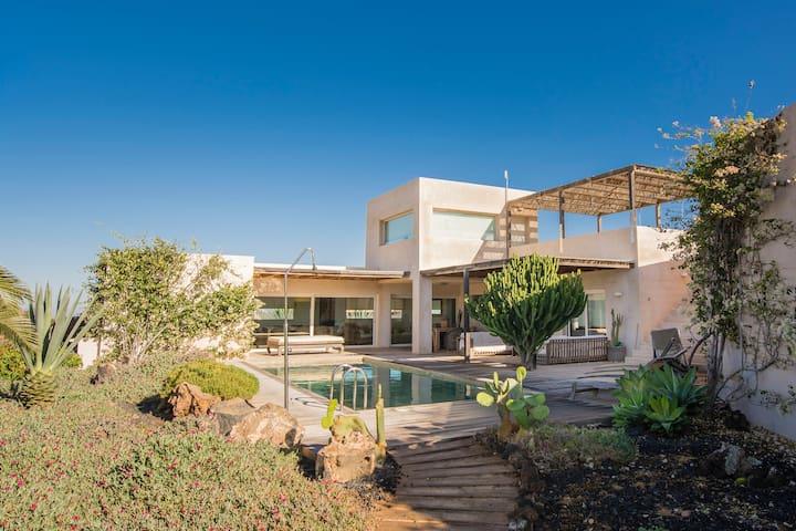 Villa Jermosa/Vistas Costa Norte - Villaverde - Villa