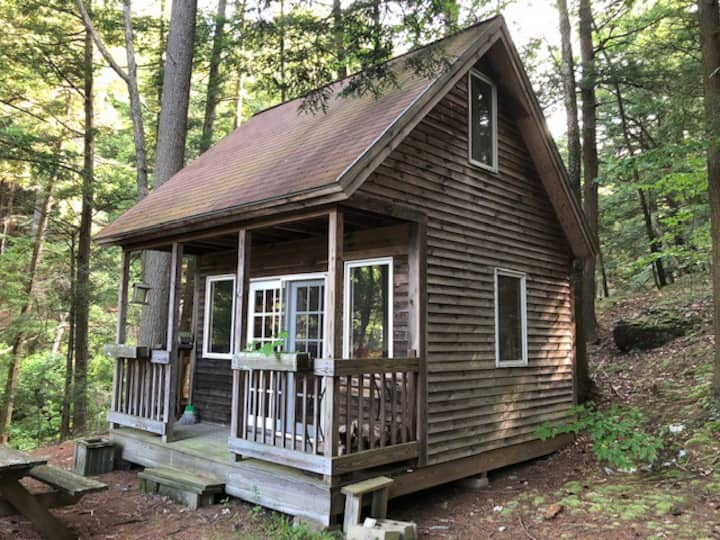 Cabin-by-the-falls