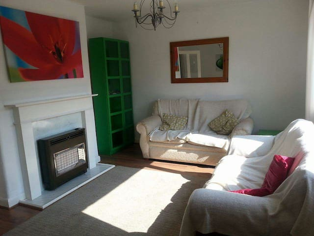 All inclusive room near airport - Manchester - House