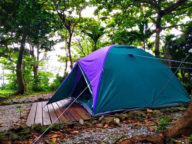 吉米探險家 五人帳A Jimmy Explorer's campsite~3 to 5 pax