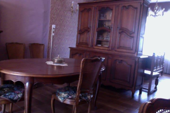 LOCATION DE TOURISME A HAGONDANGE CENTRE - Hagondange - Appartement
