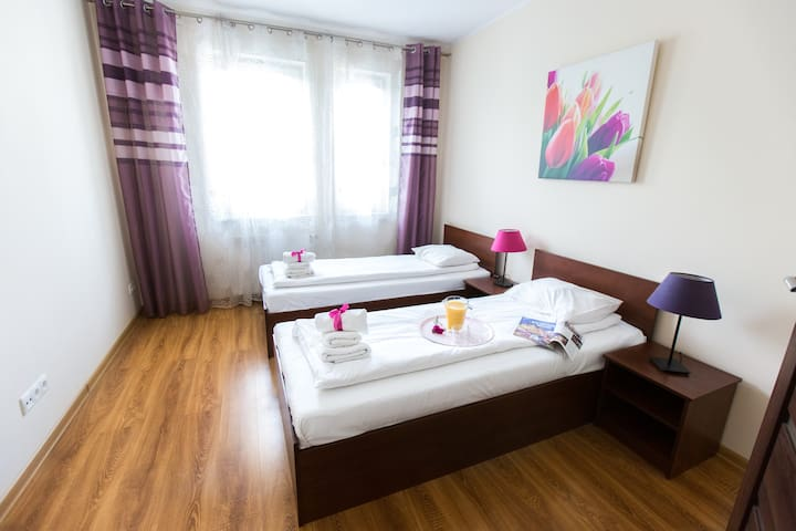 One bedroom Apartment 176a- PCD Apartments Wola