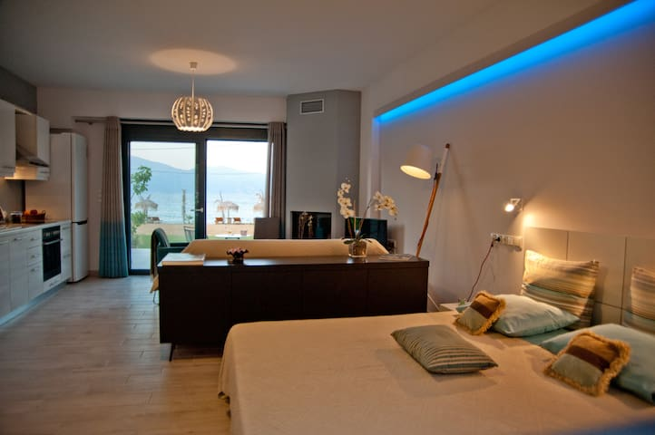 Seacret Apartments (Euphoria) - Aigio - Apartment