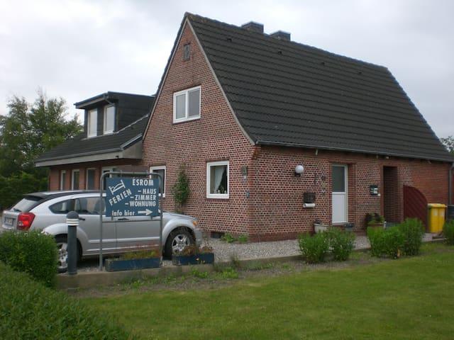 Zimmer vor Sylt und Dänemark 01 - Klanxbüll - House