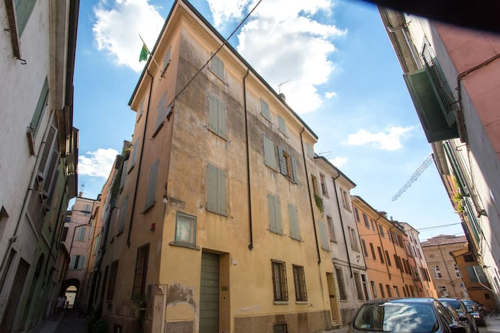Alla Marasca -suite (1-2 guests) - Mantova - Appartement