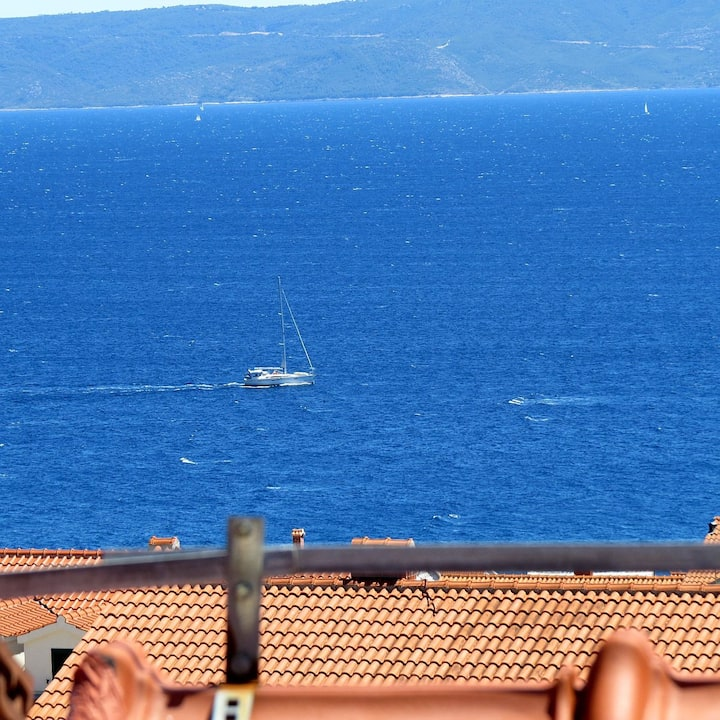 Bol Croatia  Apartment Jase seaview